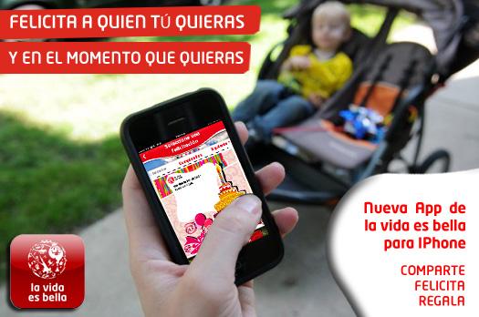 App para iphone