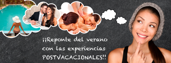 Experiencias post-vacacionales